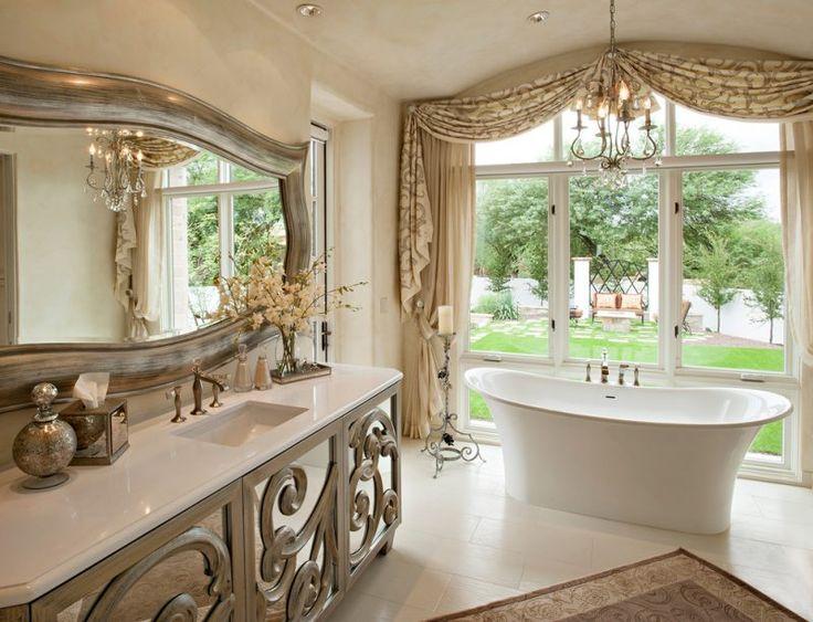 die besten 20 badezimmer mediterran ideen auf pinterest renoviert spiegel spiegel umstyling. Black Bedroom Furniture Sets. Home Design Ideas