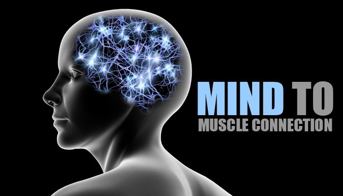 Connect your mind to muscle to lose weight- I come across so many people everyday who are lifting heavy weights, training regularly and even eating right  #Loseweight