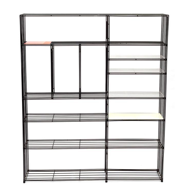 25 beste idee n over metalen boekenkast op pinterest industri le boekenplank industri le - Eigentijdse boekenkast ...