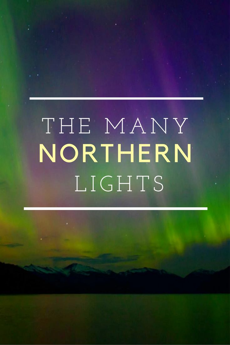 """Miners and treasure-seekers looking for gold thought it was possibly the moon reflecting off the mother lode."" #alaska #travel #adventure #northernlights"
