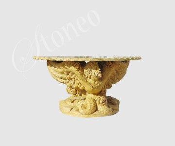 Pella - stolik kamienny