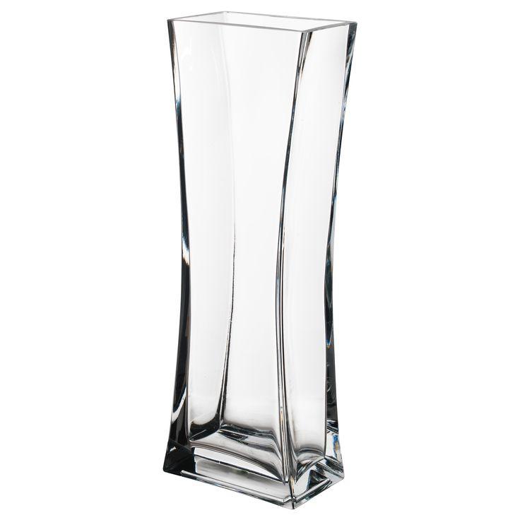 REKTANGEL, Vase, Klarglas, Jetzt bestellen unter: https://moebel.ladendirekt.de/dekoration/vasen/tischvasen/?uid=09cd4562-5e42-5fe1-9683-767082ffcaba&utm_source=pinterest&utm_medium=pin&utm_campaign=boards #tischvasen #vasen #dekoration