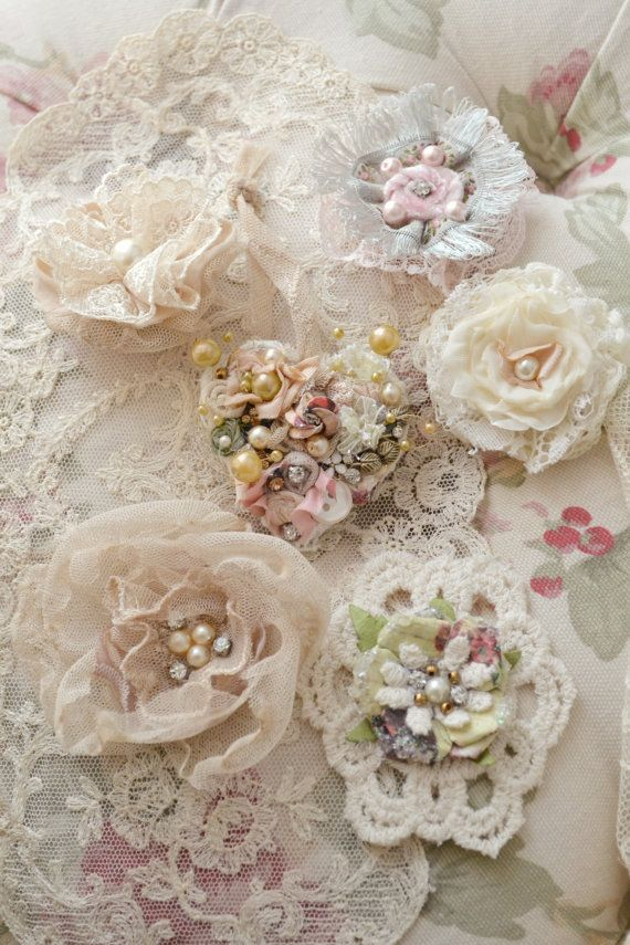 Beautiful Collection of Handmade Flowers and by Jenneliserose
