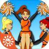 Just Cheer! All Star Cheerleader Game - Play Free Cheerleading & Dance Spirit Competition Girls Games par Sunstorm Interactive