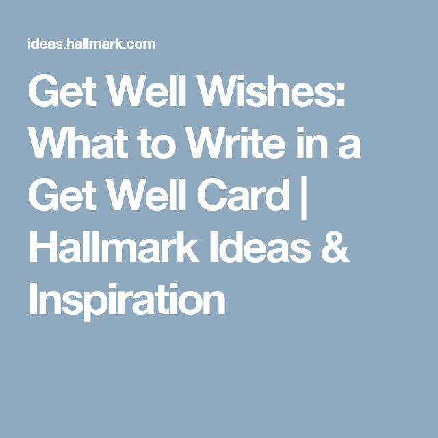17 Best Ideas About Get Well Wishes On Pinterest Get