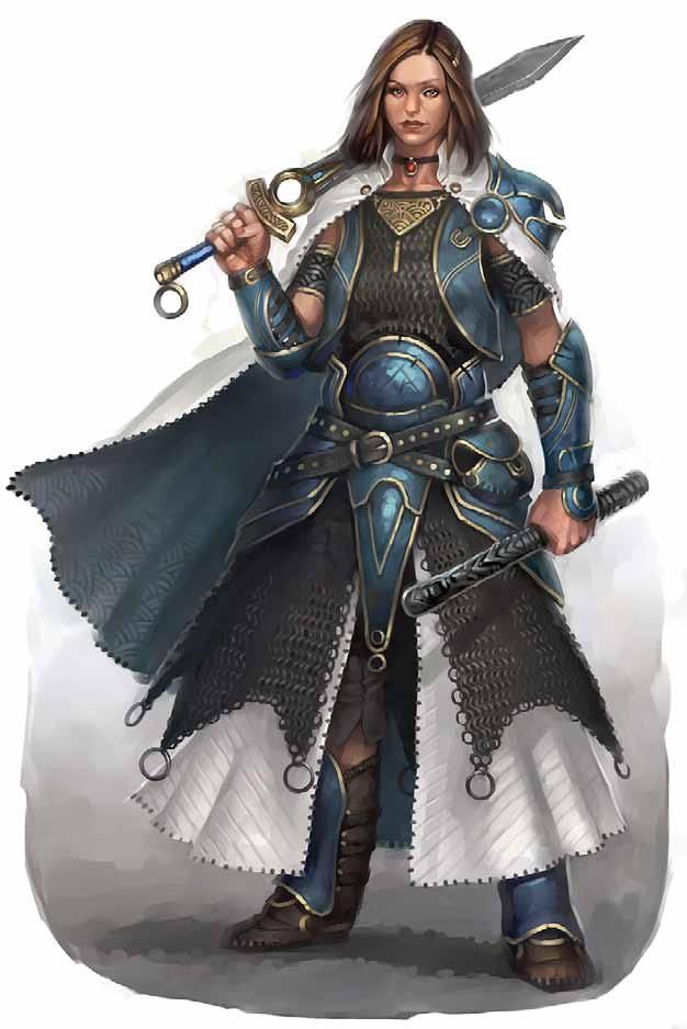 COMPLAINT: This is a pretty cool picture... there's just one thing that bugs me about it: that ring a the base of the sword's blade. There's no way that could be made strong enough to withstand serious combat. It will break.