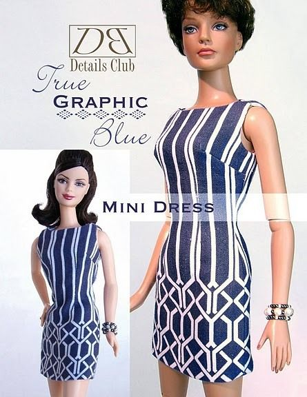 Free Copy of Pattern - Mini Dress