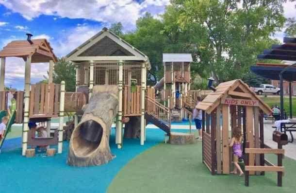 10 Best Public Playgrounds Around Denver Public Playground