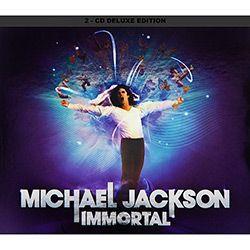 CD Michael Jackson - Immortal - Versão Deluxe (Duplo)