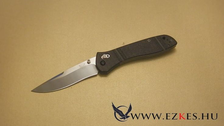 Benchmade 710 by McHenry & Williams