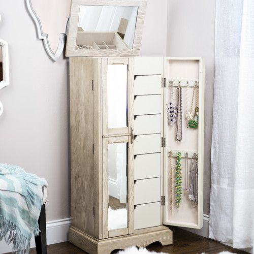 Hives and Honey Chelsea Jewelry Armoire