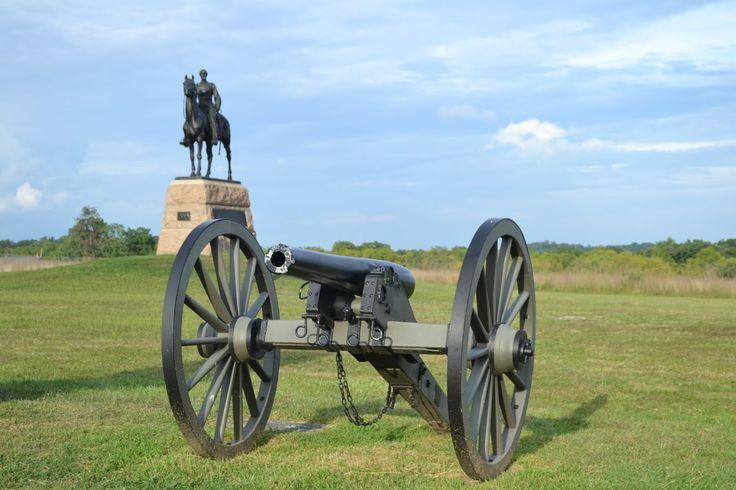 Live free or die: Национальный Военный Парк Геттисберг (Gettysburg National Military Park)