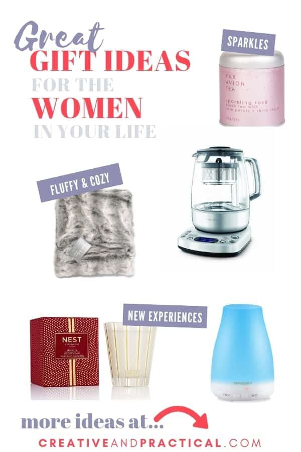 Inspiring Gift Ideas For Women Perfect Everybody From The Who Have Everything To Friendothers Creative Gifts That Are