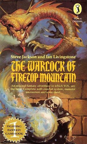 The Warlock of Firetop Mountain. 1983