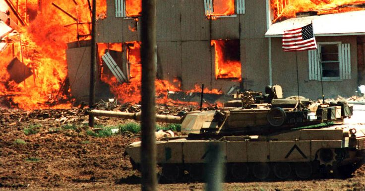 Two decades later... Waco, OKC, and Ruby Ridge... and the ATF is still in business and no one lost their job.