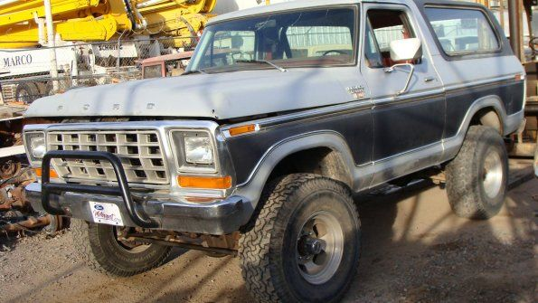 79 ford bronco | ... 1979 Broncos | 1978 / 79 Ford Bronco Parts Trucks / Salvage Inventory