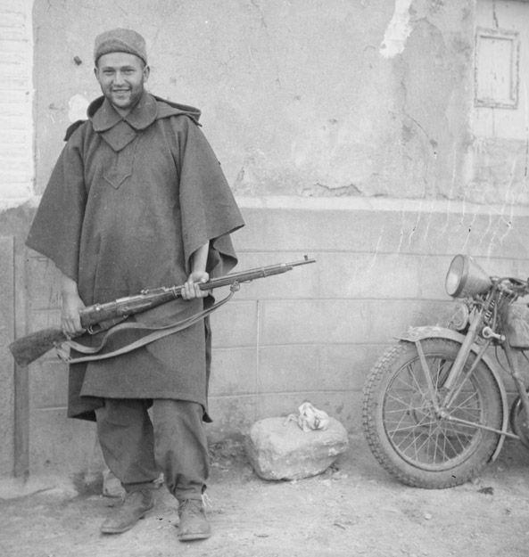 Spain - 1937. - GC - Quinto