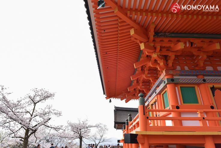 Kiyomizu-dera temple, Kyoto city, Japan