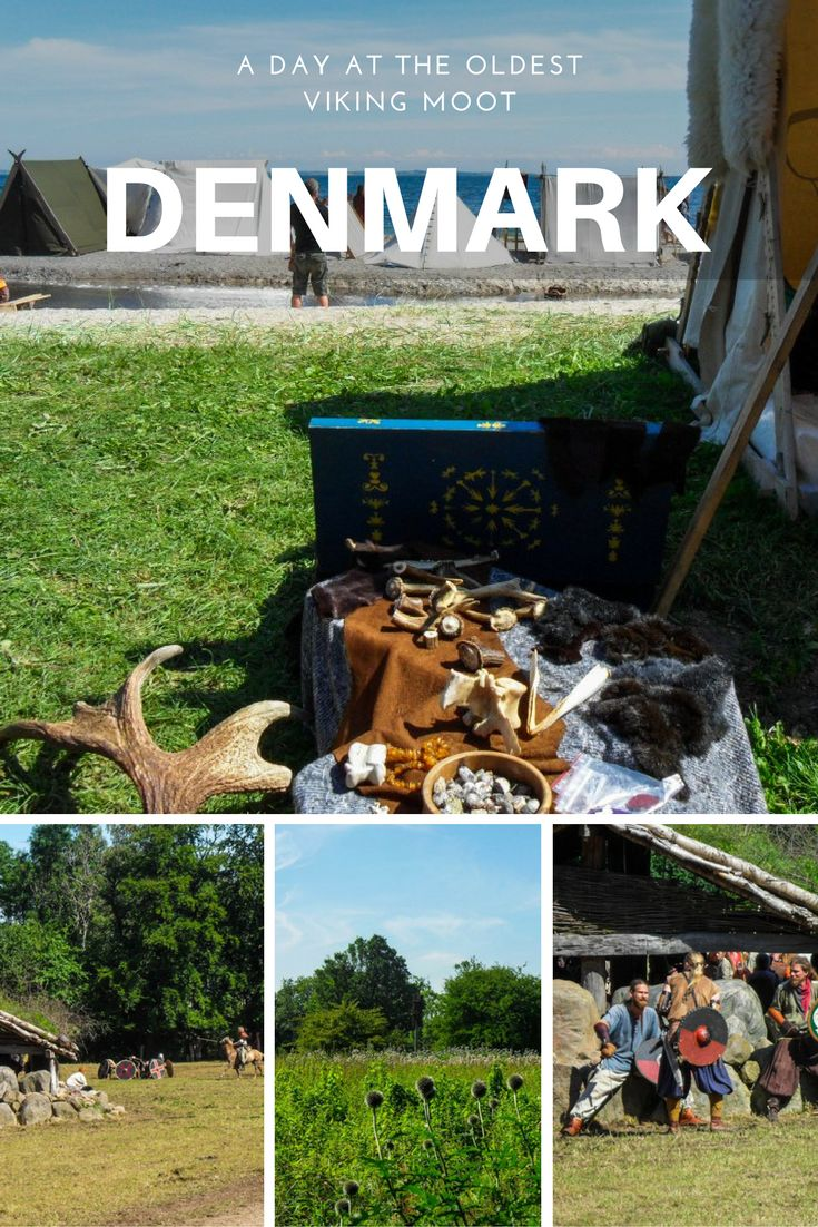 A day at the oldest Viking Moot in Denmark