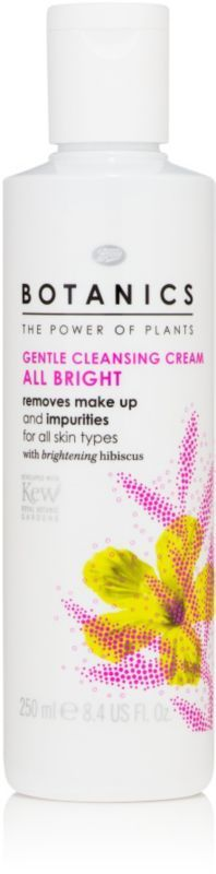 Boots Botanics All Bright Gentle Cleansing Cream Ulta.com - Cosmetics, Fragrance, Salon and Beauty Gifts
