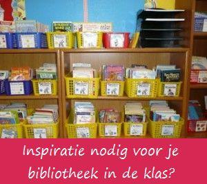Bibliotheek in je klas