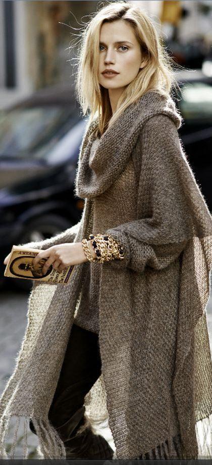 Fall street fashion.....