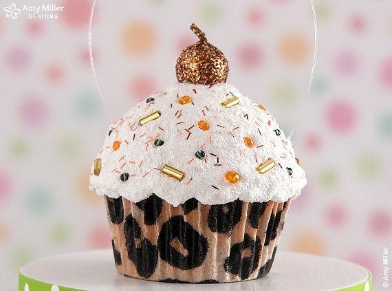 cupcakes pinterest leopards - photo #14