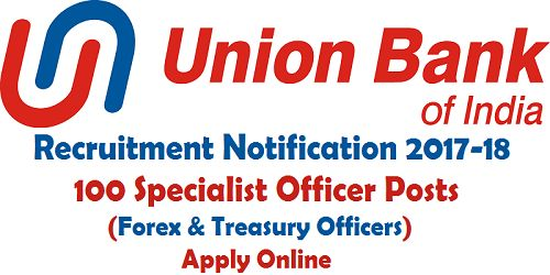 Union bank forex department