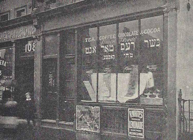 Whitechapel Coffee House, early 1900s