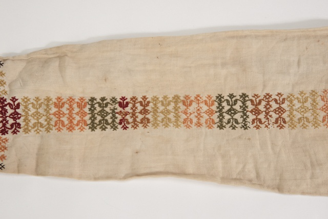 Ingrian embroidery.