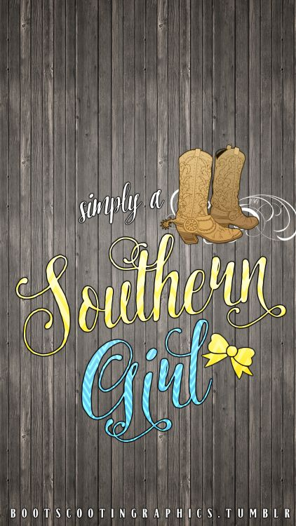Simply a southern girl do not remove our watermark from - Simply southern backgrounds ...