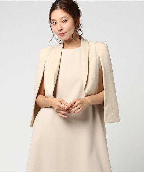 【ZOZOTOWN】RyuRyu(リュリュ)のスーツジャケット「【オススメ!】ハンサムライクケープ風ジャケット」(815501)をセール価格で購入できます。
