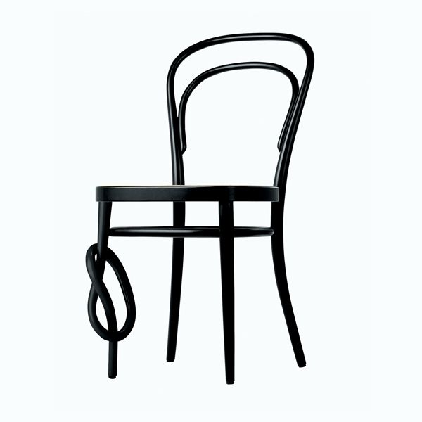 Awesome Thonet Bentwood Chair Model 214 With Knot Amazing Pictures