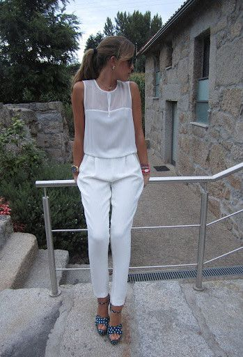 Zara  Jumpsuits and Miu Miu  Heels / Wedges