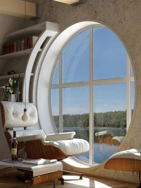 Célèbre Les 25 meilleures idées de la catégorie Fenêtres rondes sur  VJ96
