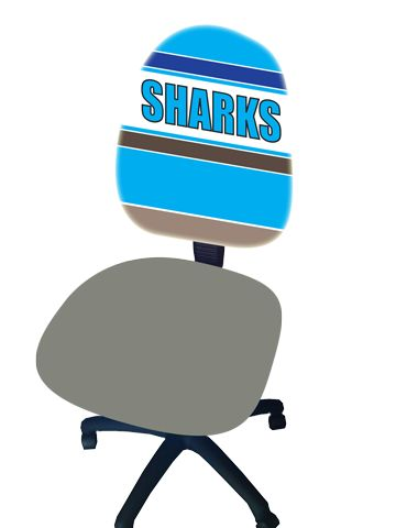 sharks!!FREE DELIVERY!!
