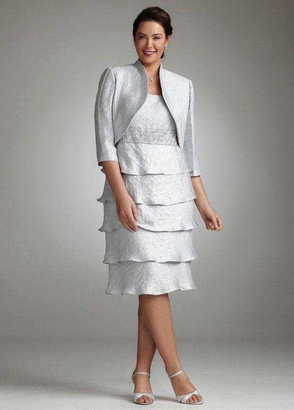 3958698e3d Plus Size Mother of the Bride Dresses