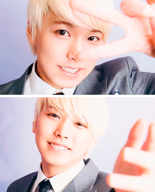 Sungmin is beautiful