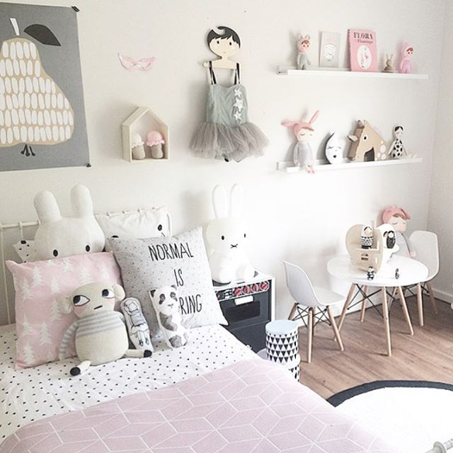 Pastel Colors Kids Room