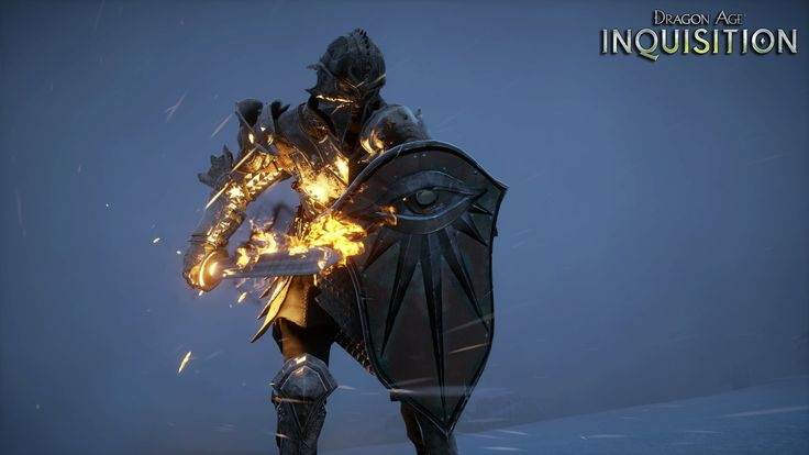 Dragon Age: Inquisition - Trailer - http://www.dravenstales.ch/dragon-age-inquisition-trailer/
