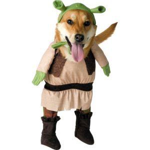 Shrek Dog Costume Dog Costumes Dog Halloween Costumes Halloween Costumes Pet Halloween