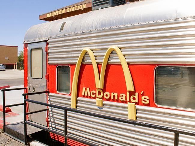 McDonald's Barstow California