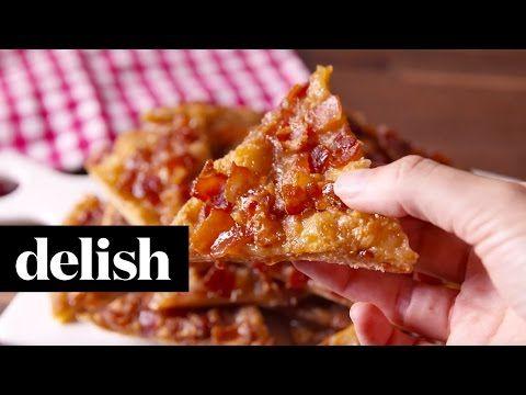 Avertissement : Ces carrés de bacon à l'érable pourraient créer chez-vous une IMMENSE dépendance - Ma Fourchette