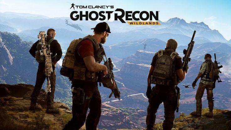 Closed Beta de Ghost Recon Wildlands vai começar!