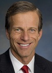Sen. John Thune: SD (R)  Residence: Sioux Falls  Marital Status: Married (Kimberley)  Prev. Occupation: Association Executive  Prev. Political Exp.: US House, 1997-2003  Education: BS Biola University, 1983; MBA University of South Dakota, 1984  Birthdate: 01/07/1961  Birthplace: Pierre, SD  Religion: Protestant  Percentage in Last Election: Unc.%