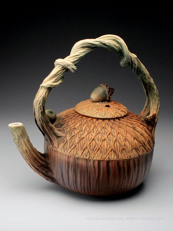 Dow Redcorn - This makes me think of the Teapots from the Tinkerbell movies! :)