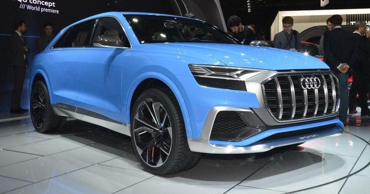 Q8 Concept Is Audi's Bigger Take On Its BMW X6 & Mercedes GLE Coupe Problem #Audi #Audi_Concepts
