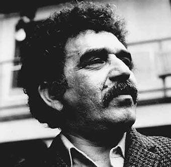Gabriel García Márquez | En una imagen tomada en Bogotá, 1972