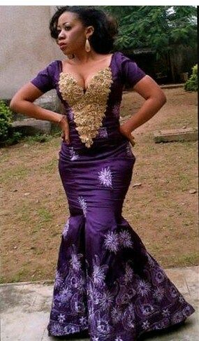 Outstanding Asoebi Styles amillionstyles.com @moyolawal