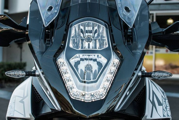 KTM 1290 Super Adventure - Motorcycle